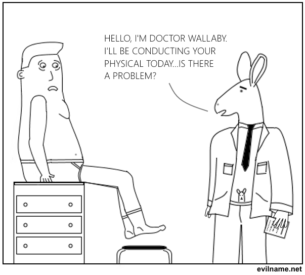 Doctor Wallaby